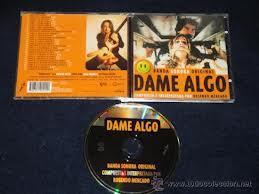 Dame algo el cd 1