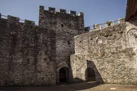 O castelo de día