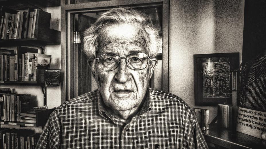 Noam Chomsky comp
